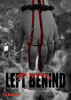 Book Cover - Left Behind